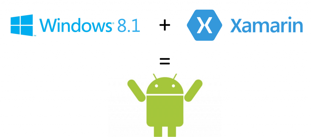 Windows + Xamarin = Android