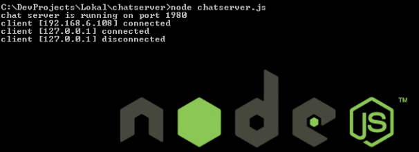 node.js Chat Server