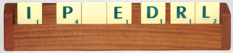 elm Anagrammerator: Scrabble Spieler-Bank
