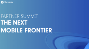 Xamarin Partner Summit 2017