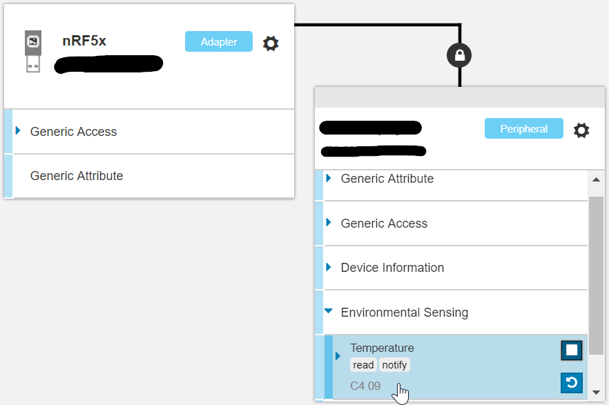 Noser Blog Enabling a BLE Environmental Sensing Service with