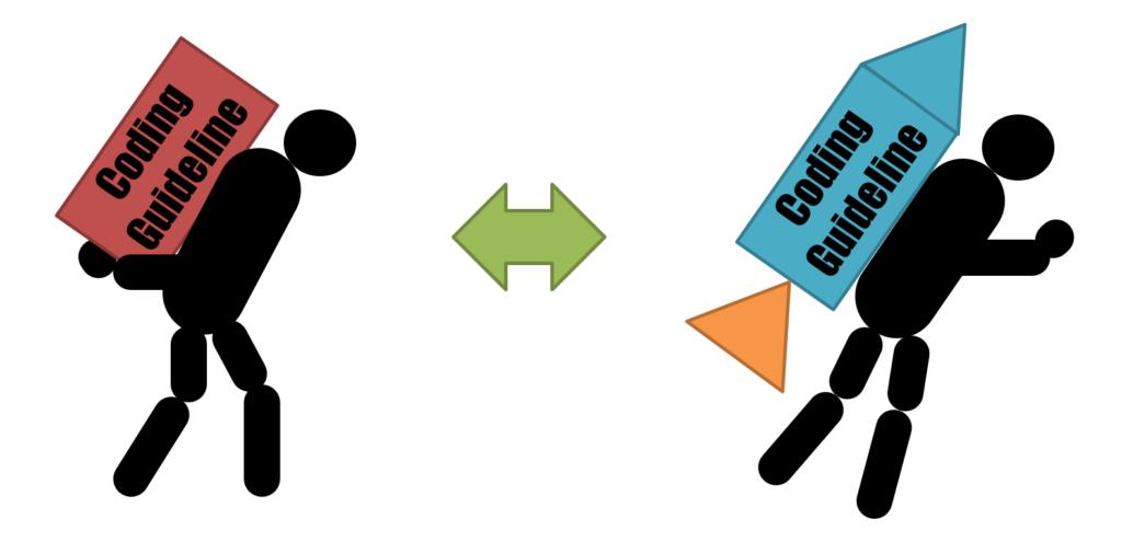 Coding Guidelines – von der Last zum Nachbrenner