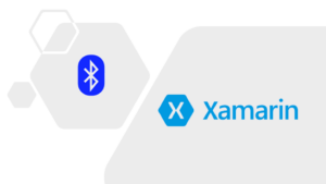 Titelbild Bluetooth Low Energy und Xamarin