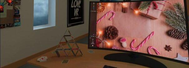 VR-Christmas-Wallpaper